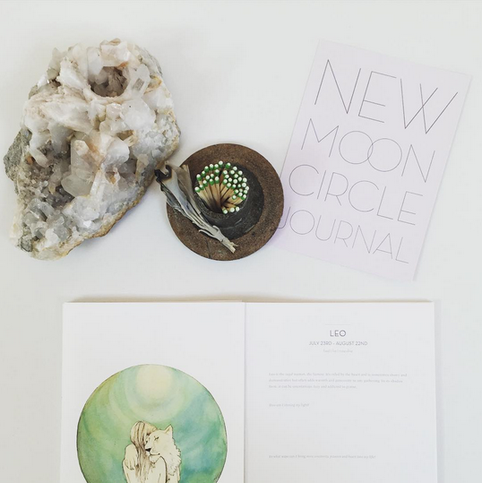 new-moon-journal