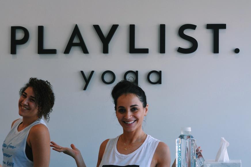 playlist-yoga
