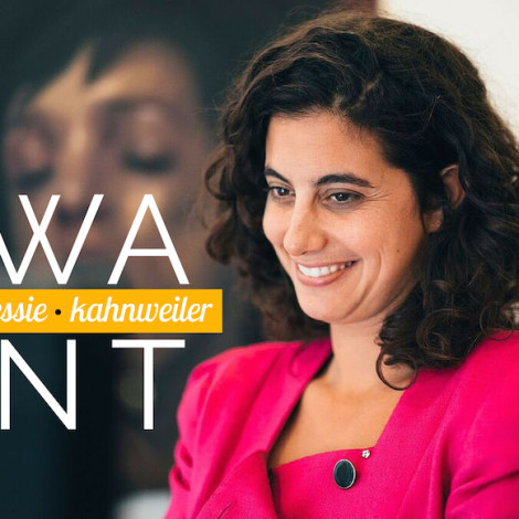 The WANT Women: Jessie Kahnweiler On Being Loud, Honest, And Here