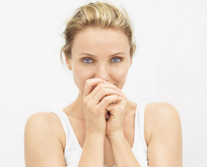 cameron diaz the longevity book women against negative talk