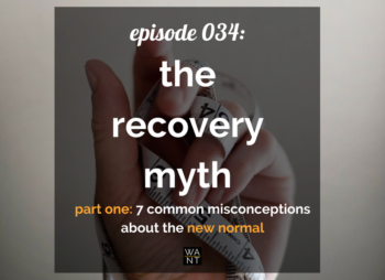 recovery eating disorders